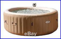 Intex 77in PureSpa Portable Bubble Massage Spa Set