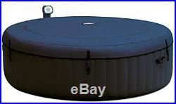 Intex Portable 6-Person Inflatable PureSpa Plus Bubble Spa 28409E