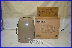 Intex PureSpa Bubble Therapy Portable Spa