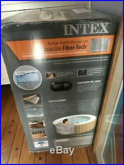 Intex PureSpa Portable Hot Tub Bubble Massage Spa