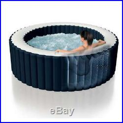 Intex Pure Spa 4-Person Home Inflatable Portable Heated Bubble Hot Tub (Used)