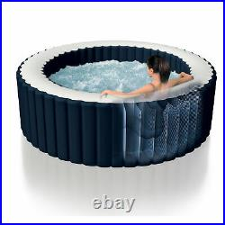 Intex Pure Spa 4-Person Inflatable Hot tub with Seat (2 Pack) and Cup Holder