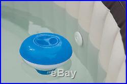 Intex Pure Spa 4-Person Portable Jet & Bubble Deluxe Massage Hot Tub 28443E