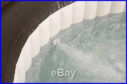Intex Pure Spa 4-Person Portable Jet Deluxe Massage Hot Tub 28443E Open Box