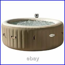 Intex Pure Spa 6 Person Bubble Therapy Hot Tub
