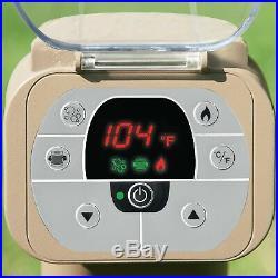 Intex Pure Spa 6-Person Inflatable Heated Bubble Massage Hot Tub (Open Box)