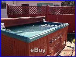 JACUZZI HOT TUB Outdoor SPA Large 6 Person For Pickup in Los Angeles Area