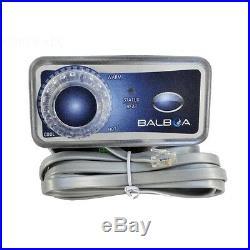 Jacuzzi ALEXA ANALOG DUPLEX 1BTN WithKNOB & PHONE PLUG 2500-152