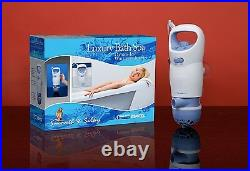 Jacuzzi Bath Spa Whirlpool Hot Tub Jetted Turbo Jet Portable Massager Luxury New
