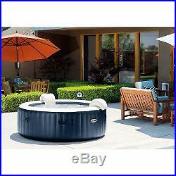 Jacuzzi Intex Pure Spa para 6 personas, inflable, portátil, climatizado, burbuja