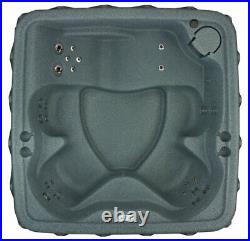 LAST WK @ THIS PRICE NEW 5 PERSON HOT TUB w LOUNGER- 29 JETS OZONE