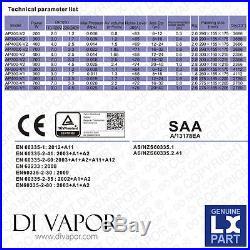 LX AP400 V1 Air Blower Pump 0.5 HP 400W Hot Tub Spa Whirlpool Bath Lx