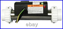 LX H30-R1 Heater Whirlpool 3Kw 2 inch Spa Hot Tub with Sensor Cable