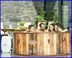 Lay-Z-Spa 60025 Helsinki Airjet 7-Seater Hot Tub BRAND NEW BOXED
