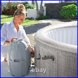 Lay Z Spa CANCUN 4 Person Hot Tub brand-new fast delivery