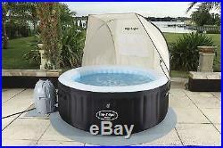Lay-Z-Spa Canopy Hot Tub, Beige, 12 X 61 8 Cm