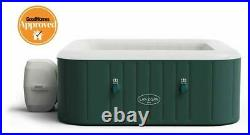 Lay Z Spa Ibiza Airjet 6 Person Hot Tub Jacuzzi New 2021 Model FAST DELIVERY