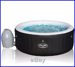 Lay-Z-Spa Miami Premium Series 4 Inflatable Hot Tub