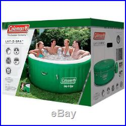 Lay Z Spa Portable Pool 6 People family Outdoor heated Relax Massage Hot Tub new