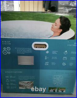 Lay-Z Spa Rio -6 Person Hot Tub Jacuzzi BRAND NEW 2021 Model 2YR Warranty