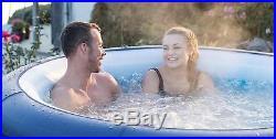 Lay Z Spa SAINT TROPEZ Airjet Inflatable Hot Tub (4-6 Person) LTD EDITION
