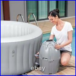 Lay-Z-Spa St Lucia AirJet Hot Tub 3 Person Lazy spa 2021 Free Delivery
