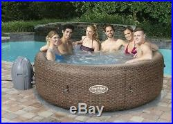 Lay Z Spa St Moritz Lazy Spa Hot Tub UP TO 7 PEOPLE BRAND NEW FAST DELIVERY