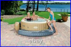 Lay-Z-Spa Xtras Inflatable Hot Tub SQUARE Surround Bench Accessory Brand New