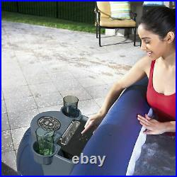 Lay-z-spa Xtras Entertainment Station Hot Tub Bluetooth Music Stereo System New