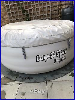 Lazy Spa Vegas hot tub
