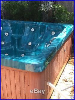 Leisure Bay Hot Tub/, 4 to 5 person, Spa Tub