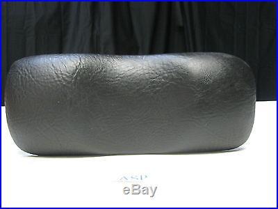 Leisure Bay Spa Hot Tub Neck 3 Pillow Set Free Shipping LBI Black Head Rest