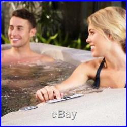 Lifesmart Spas Rock Solid Simplicity 4-Person Hot Tub Spa with Cover (Damaged)