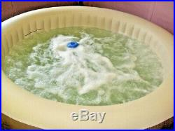 Local PICK-UP Intex PureSpa 4-Person Inflatable Hot Tub withFilters & Extras