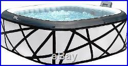 MSPA Premium Soho Outdoor Bubble Spa 6 Person M-029S
