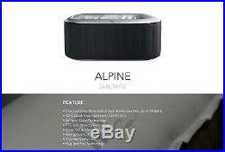 MSPA REFURBISHED Alpine Delight D-AL04 Inflatable 4 Person Spa Hot Tub Jacuzzi