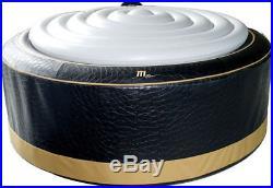 MSpa Inflatable Luxury Portable Spa J-211 (4 People)