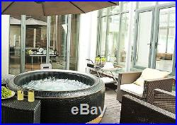 MSpa Luxury Exotic Outdoor Bubble & Jet Spas 4 Person Hot Tub M-113S