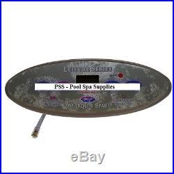 Marquis Spas Topside Panel, Leisure Series 650-0635 (Overlay 650-0490)
