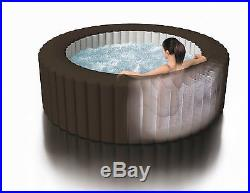 Massage Portable Spa Set Bubble Hot Jet Tub Purespa Inflatable Jacuzzi, NEW
