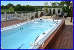 Michael Phelps Mometum Deep Swim Spa + Hot Tub
