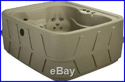 NEWLY UPDATED 4 PERSON HOT TUB 20 JETS PLUG n' PLAY 3 COLOR OPTIONS