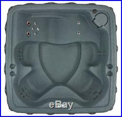 NEWLY UPDATED 5 PERSON HOT TUB with LOUNGER 29 JETS OZONE 3 COLOR OPTIONS