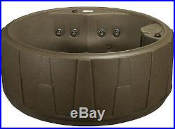 NEW 4 PERSON HOT TUB 20 JETS PLUG and PLAY 3 COLOR OPTIONS