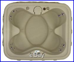 NEW 4 PERSON HOT TUB 20 JETS PLUG n' PLAY 3 COLOR OPTIONS