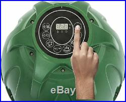 NEW Coleman SaluSpa Inflatable Hot Tub Green & White LOCAL PICKUP ONLY SOCAL