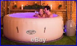 NEW Lay Z Spa Paris Lazy Spa NEW Inflatable Hot Tub Jacuzzi Lazy Massage Pool UK