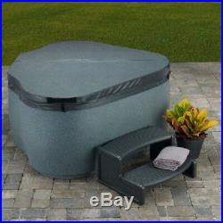 NEW UPDATES 2 PERSON HOT TUB 20 JETS PLUG n PLAY- 3 COLOR OPTIONS