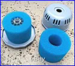 New Hot Tub Foam Filters Fits LayZ Lay Z spa Vegas Miami Paris Monaco 2 3 4 x UK