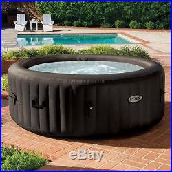 New Intex PureSpa Portable Jet Massage Spa Set Hot Tub Inflatable Bubble Jacuzzi